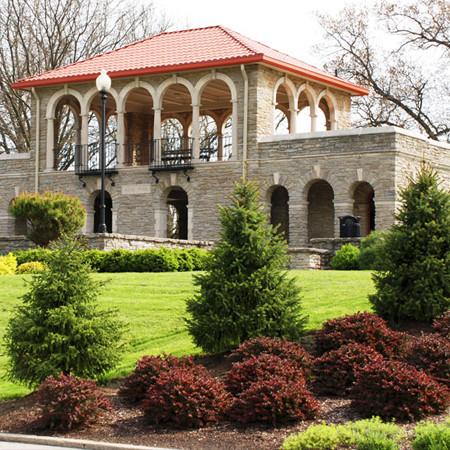 Alms Park Pavilion