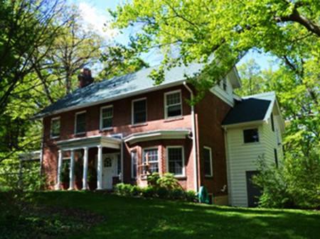 Bettman Nature Preserve House