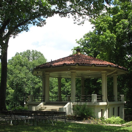 Burnet Woods Bandstand