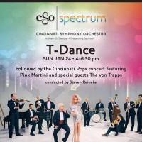 CSO Spectrum: T-Dance!