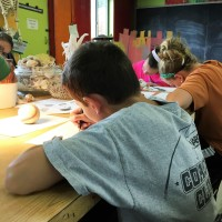 Drawing Class at The Art Workshop