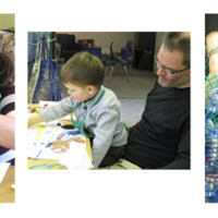 Mommy/Daddy and Me Art Class at The Art Workshop