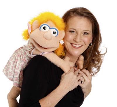 3x Ventriloquist of the Year Lynn Trefzger