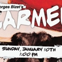 Georges Bizet's CARMEN on the Big Screen!