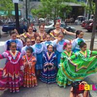 Cincinnati Baila! Dance Academy   Macy's Arts Sampler Weekend 2016