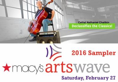 Bach's Kids   Macy's Arts Sampler Weekend 2016