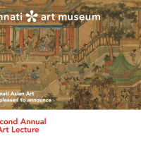 The Second Annual Asian Art Lecture