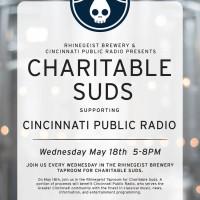 Charitable Suds for Cincinnati Public Radio