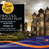 Dracula: The Radio Show - Dinner Theater Event