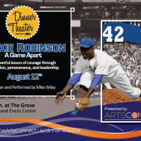 Jackie Robinson, A Game Apart - Dinner Theater Event