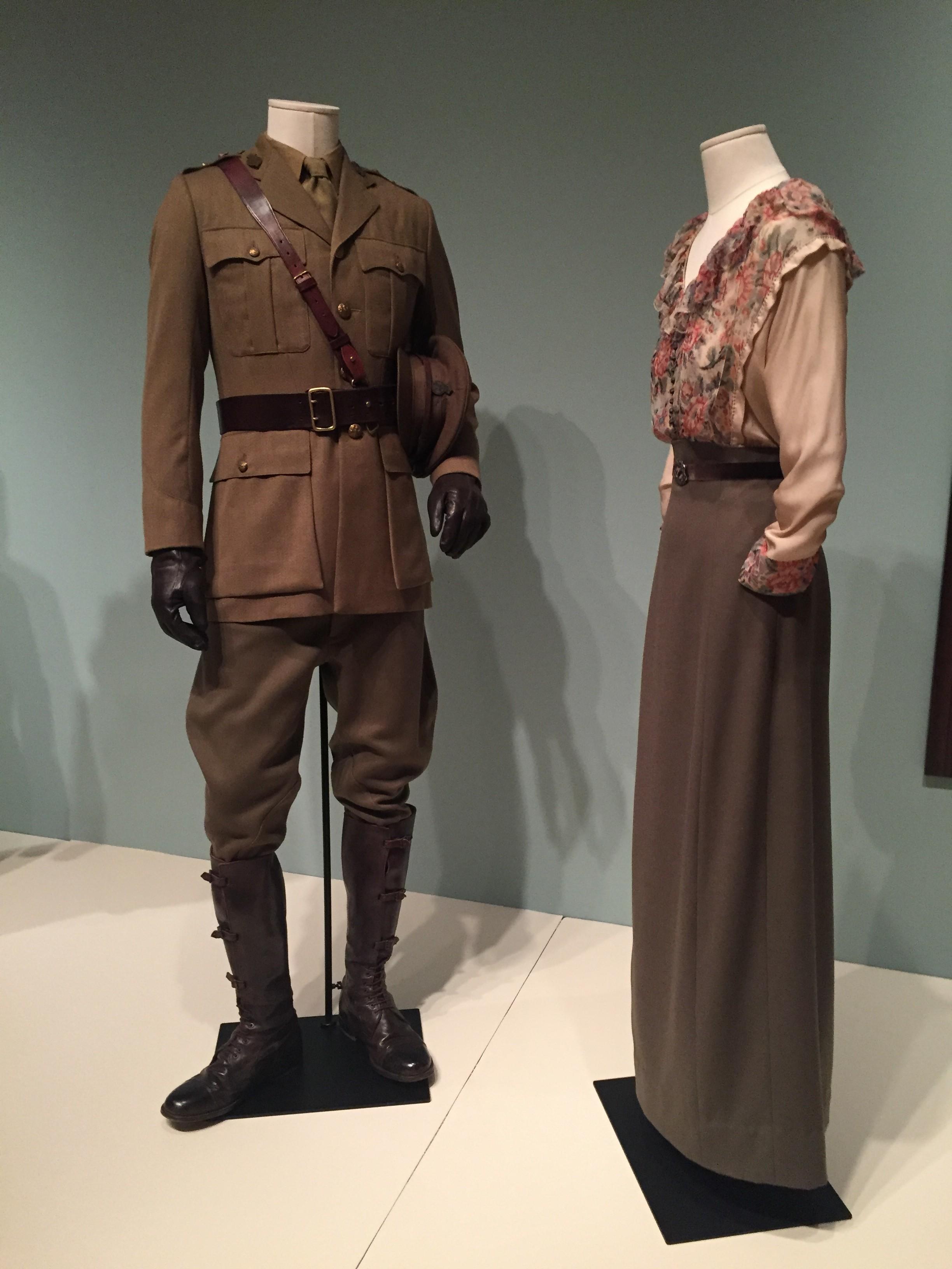 Downton_Military