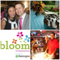 Bloom for Stepping Stones, Presented by Huntington