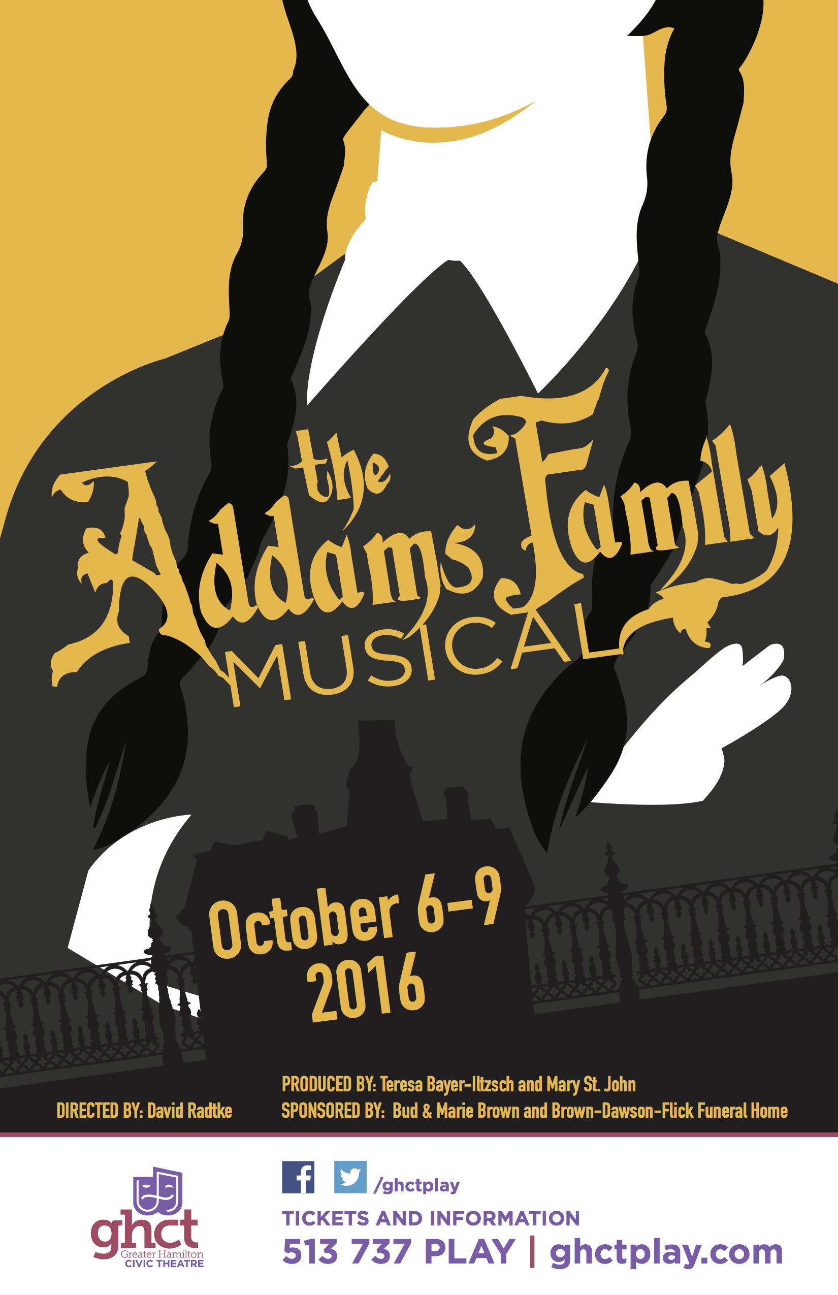 Primary The Addams Family Musical on poetry for kids