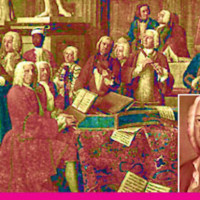 The Catacoustic Orchestra: Playing Music by Telemann & Bach