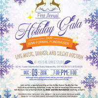 First Annual Holiday Gala at You & Me Dance Studio