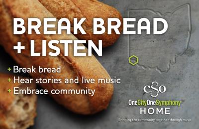Break Bread + Listen Events