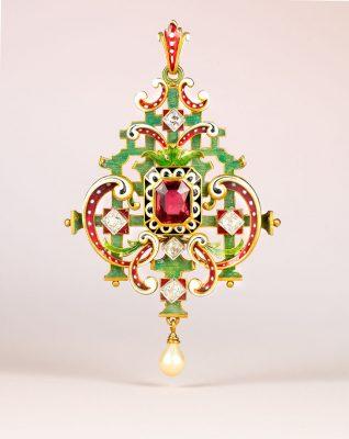 Bijoux Parisiens: French Jewelry from the Petit Palais, Paris