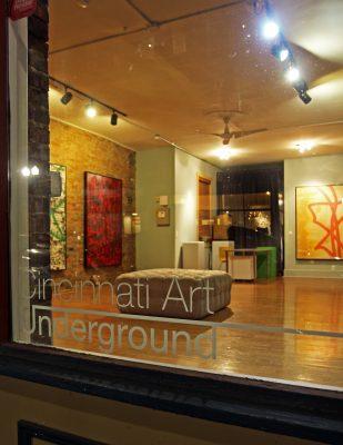 Cincinnati Art Underground