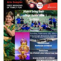 Macy's Sampler-presents NrityArpana: Journey to India