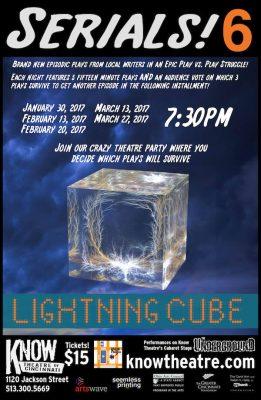 Serials!6: The Lightning Cube
