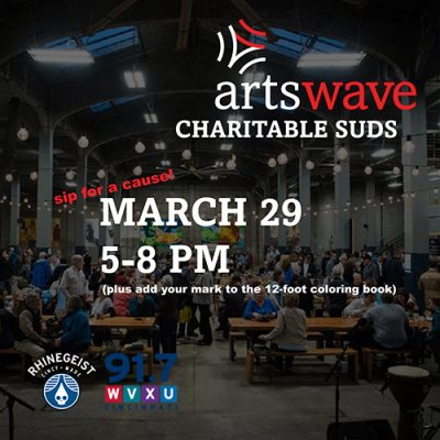 Charitable Suds at Rhinegeist