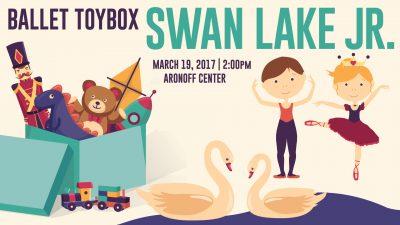 Ballet Toybox: Swan Lake, Jr.