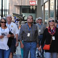 Downtown Cincinnati Walking Tour