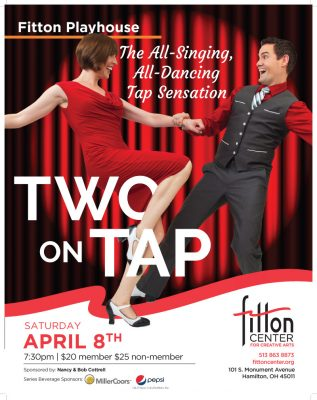 Fitton Playhouse: Two on Tap – The All-Singing, All-Dancing Tap Sensation!