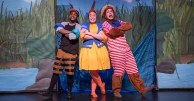 TCT On Tour Presents THE UGLY DUCKLING