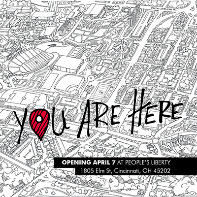 You Are Here - An Immersive 360° Cincinnati Experience