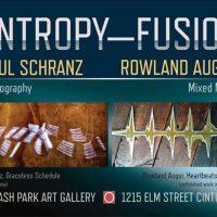 ENTROPY—FUSION   Paul Schranz—Rowland Augur