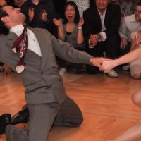 ALIVE & KICKING: FILM + LIVE MUSIC + SWING DANCING