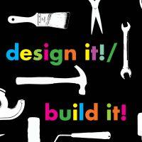"""Families Create! """"Design It! / Build It!"""" workshop"""