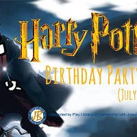 Harry Potter's Birthday Party