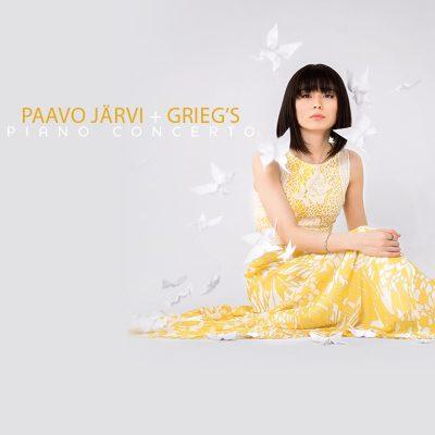 Paavo Järvi + Grieg's Piano Concerto