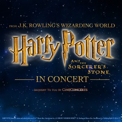 SPECIAL CONCERT: Harry Potter