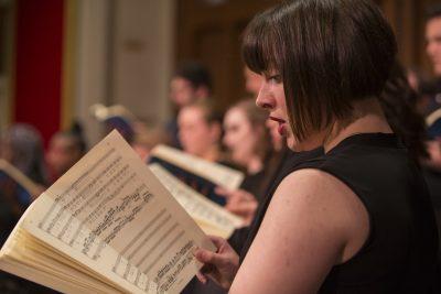 CCM Chorale: Liszt's Via Crucis