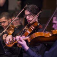 CCM Concert Orchestra: Bernstein's Serenade After Plato's Symposium