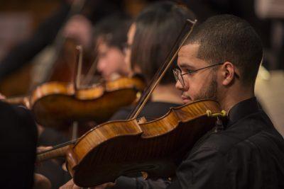 CCM Philharmonia: Bernstein Festival Opening Conce...