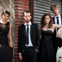 CCM String Quartet-in-Residence– The Ariel Quartet