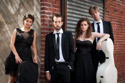 CCM String Quartet-in-Residence– The Ariel Quart...