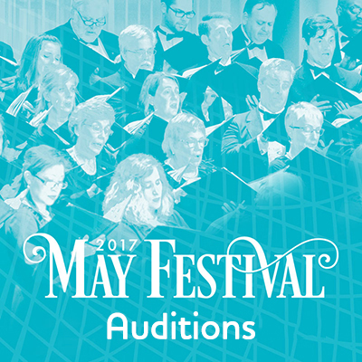 May Festival Chorus Auditions