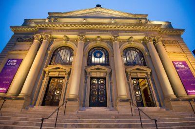 Memorial Hall OTR