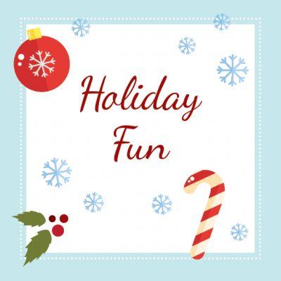 Taft Jr: Holiday Fun