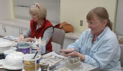 ArtsConnect Adult Education Classes: Session 6, 11/6 - 12/15/17