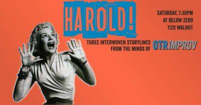 Harold Night with OTRimprov