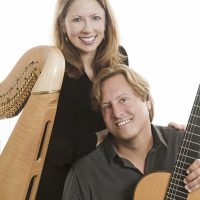 Matinee Musicale Cincinnati Recital: Harp & Guitar Duo