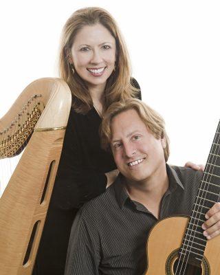 Matinee Musicale Cincinnati Recital: Harp & Gu...