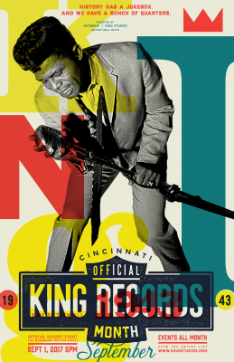 King Records Month
