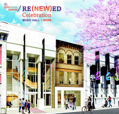 RE(NEW)ED Celebration: Tours and Performances at Ensemble Theatre Cincinnati